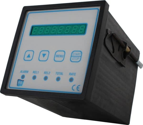 Digitaal aanwijsinstrument paneelinbouw