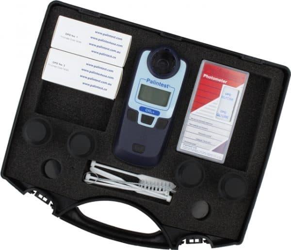 Fotometer chloor en chloordioxide