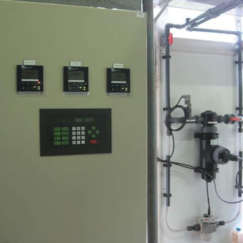 Drinkwater eindcontrole