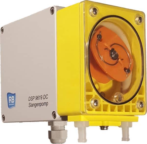 DSP9619DC instelbaar