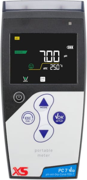 Handmeter PC 7 Vio