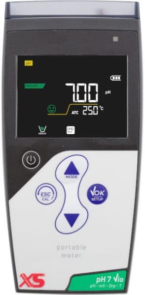 Handmeter pH 7 Vio