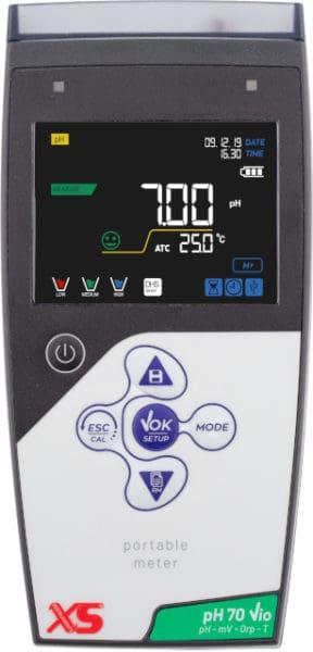 Handmeter pH 70 Vio